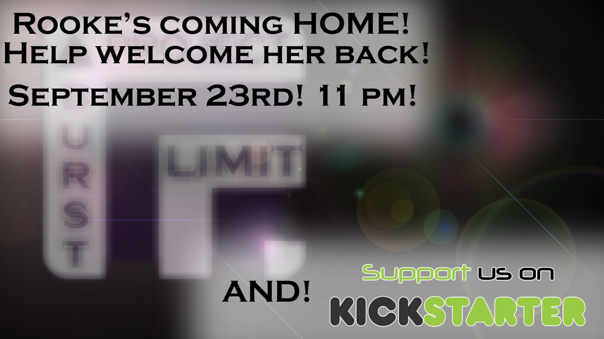 Welcome Rooke Home! +Kickstarter! by DragonwolfRooke