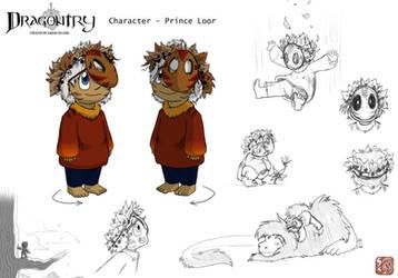 Character Sheet - Prince Loor