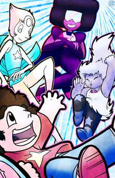 Steven Universe - Warping