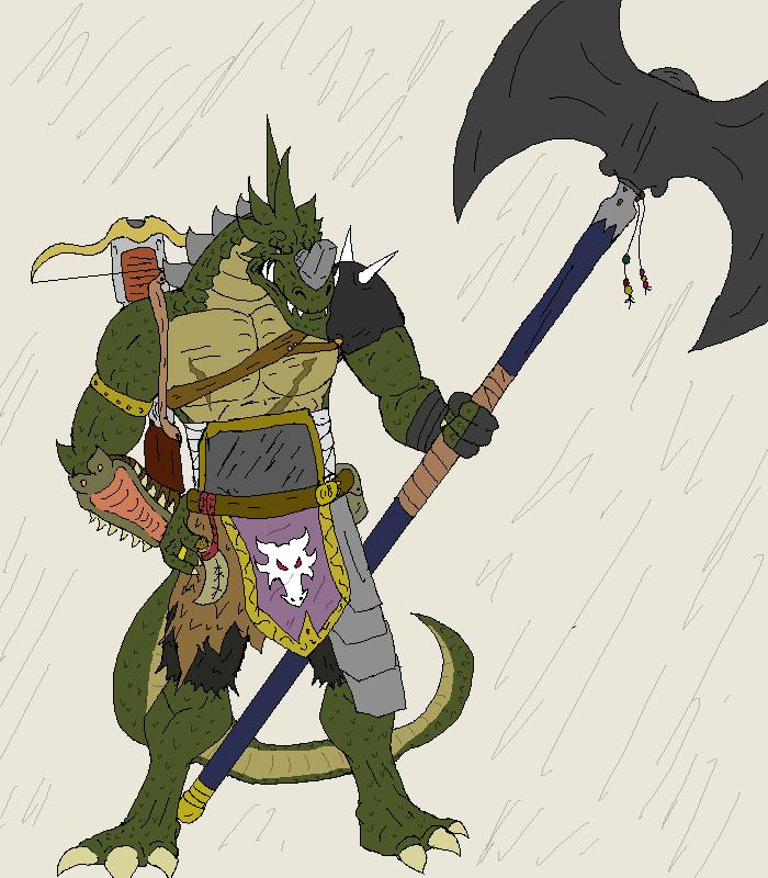 Fajok, kasztok, ereklyék Dragon_Battler_by_Zulium