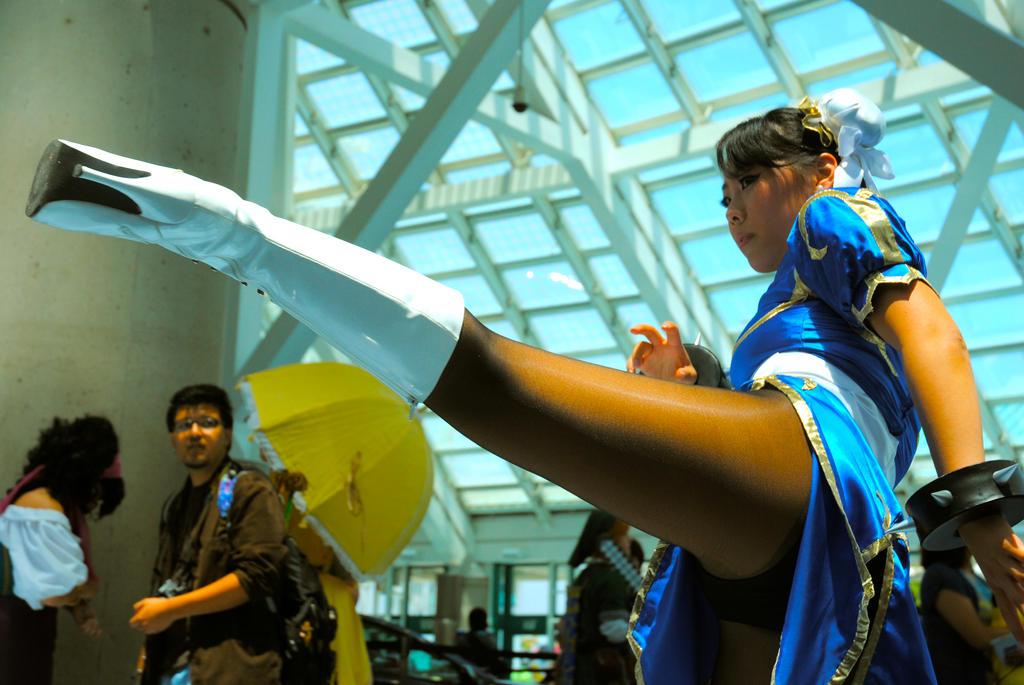 Chun Li (Street Fighter) Cosplay by Red-Crane
