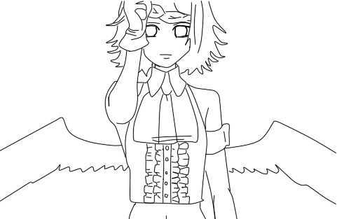 Alluring Secret Black Vow Rin Kagamine Lineart 3 274587589 besides Eva Unit 01 Berserk Coloured 38602465 also Otherpower systems besides  on pv one line drawing