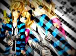 Rin Len Kagamine Wallpaper