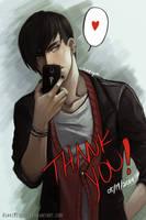 ThankYouHBD2Me by AsahiMisora