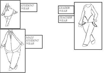 Clothes by YXNTANTAN
