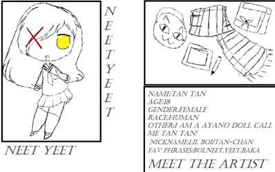 Neeeeeeeeeettttttt The Artist! by YXNTANTAN
