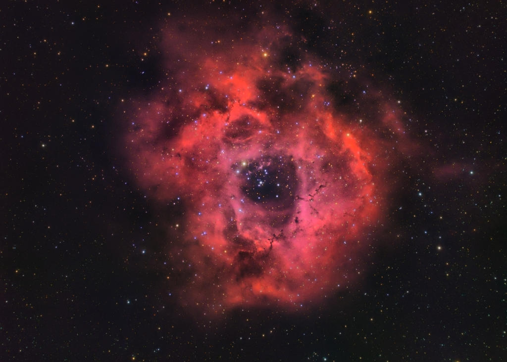 rosette nebula wallpaper - photo #11