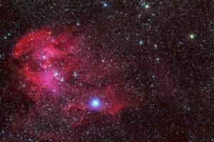 The Lambda Centauri Nebula by turbulentvortex