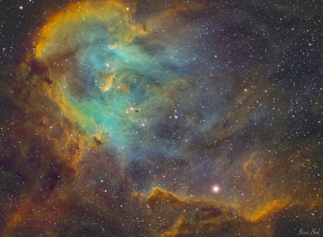 The Lambda Centauri Nebula (More Data)