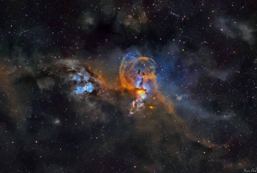 The Statue of Liberty Nebula (More Data)