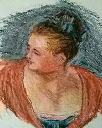 Watteau Study by BeautyIsWhatWinsLove