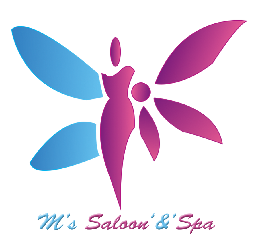 Spa and Saloon logo by creative-p