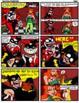 Fancy That, A Ticklish Bat! Page2