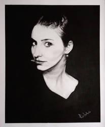 Meljona, 60 cm x 50 cm :) by Pusika3