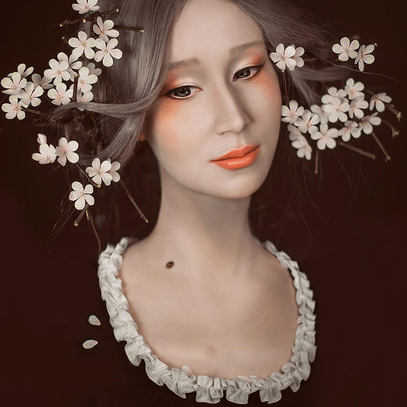 Miho Hirano Art (cosplay) by Wally--West