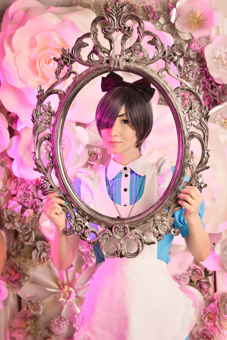 Ciel Phantomhive by Wally--West