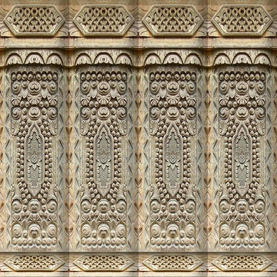SUNNY - Ornate Brick Columns by celestialsunberry on ...