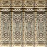 SUNNY - Ornate Brick Columns