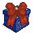 F2U - Pixel Present by celestialsunberry