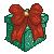 F2U - Pixel Present - Green by celestialsunberry