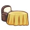 Quaint Discount Table - CREAMBUNS by celestialsunberry