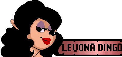 Levona Dingo's Boss Healthbar