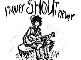 nevershoutnever by LeaLigot