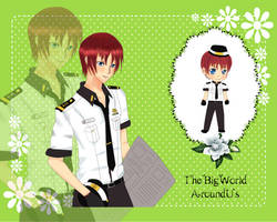 TBWAU:: Salty The Sailor Man by MangoStickyRice