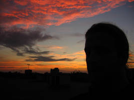 skies in darkness... by calcross