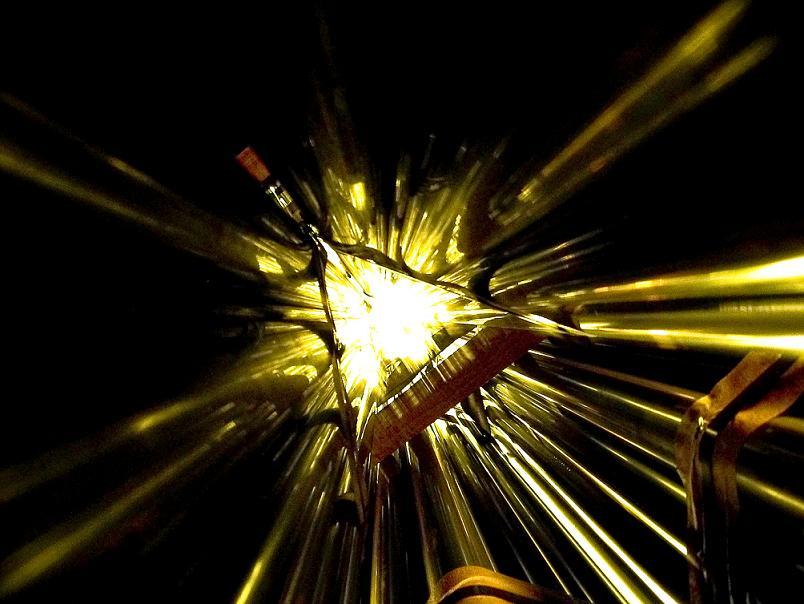 -light on metal I- by calcross