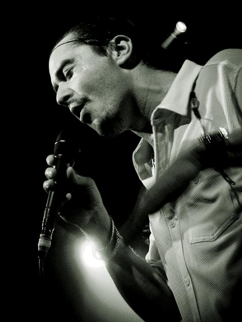 Mike Patton I by calcross