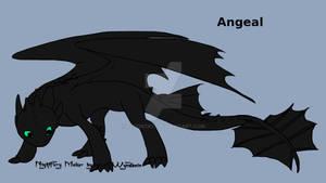 Angeal the Night Fury