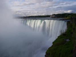 The Canadian Niagara Falls 1