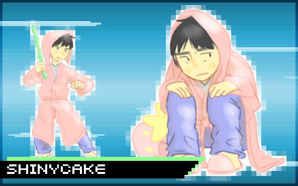 Shinycake's Profile Picture