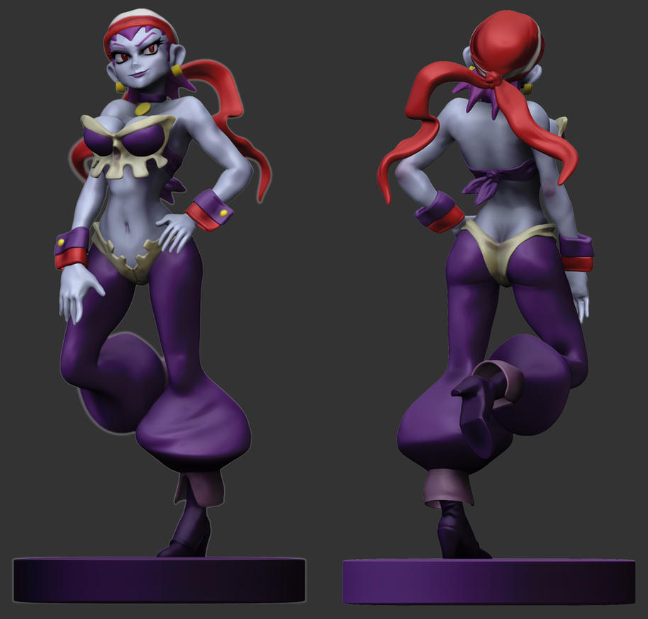 Risky Boots by ChAoS-LoRd