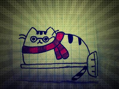 Asya's Cat by Hikidzegahara