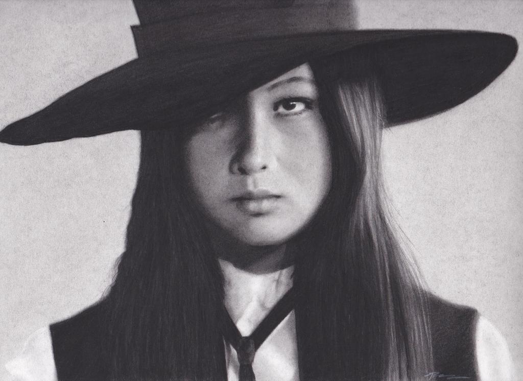 Meiko Kaji Scorpion by xabigal-eyesx on DeviantArt