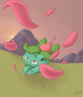 002 Ivysaur by PokeGirl5