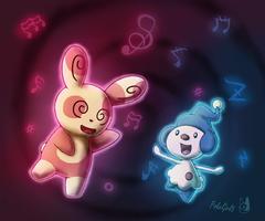 Teeter Dance by PokeGirl5