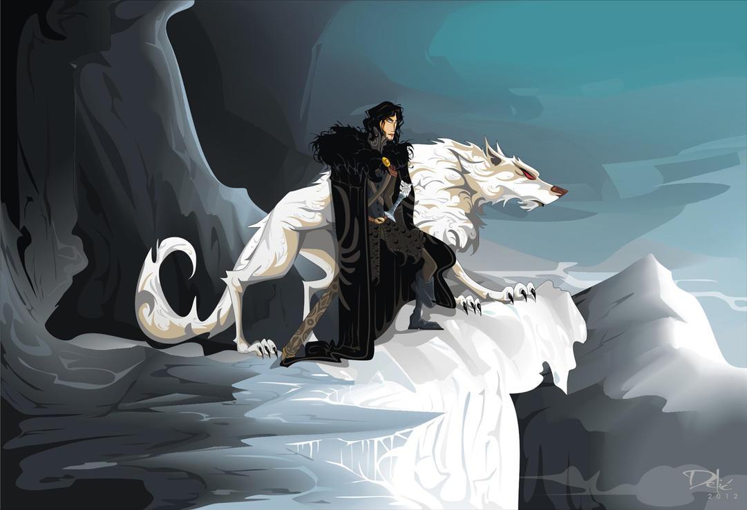 Jon Snow By Dejan-delic On DeviantArt