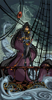 Euron Greyjoy by dejan-delic