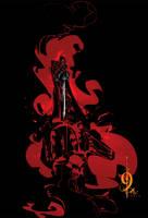 The Bloody Nine by dejan-delic
