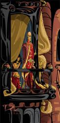 Tywin Lannister by dejan-delic