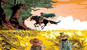 Riding Keth-Selhan