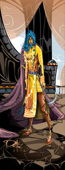 Daario Naharis by dejan-delic