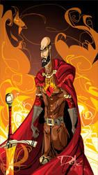 Stannis Baratheon by dejan-delic