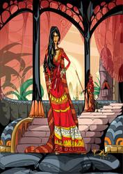 Arianne Martell by dejan-delic