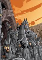 The Grey Swords by dejan-delic