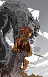 Arya Stark become of age