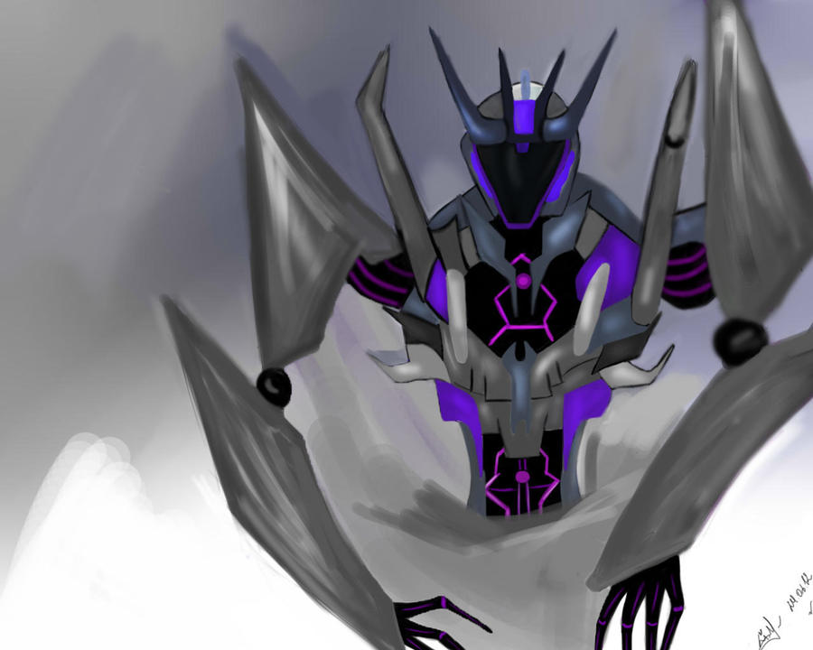 TFP Soundwave by Lizscream